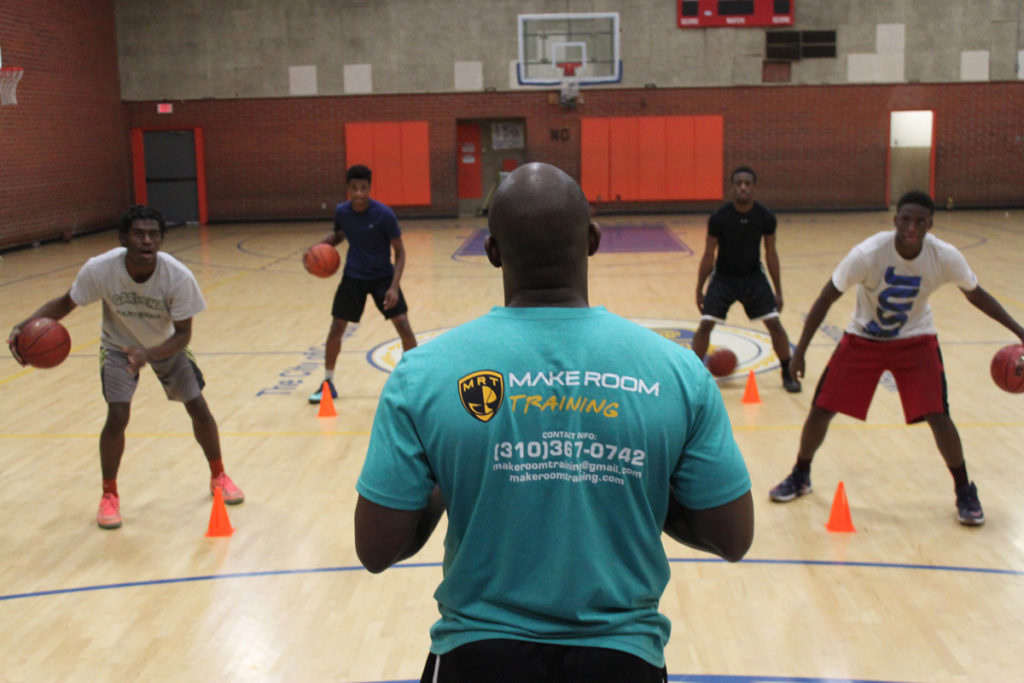 basketball personal training